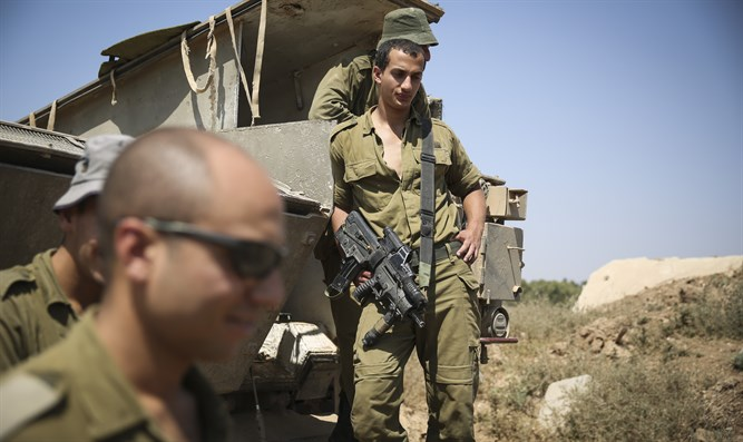 IDF Hits Back After Gaza Terrorists Set Off Bombs