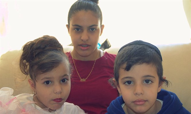 Three orphans found living alone in Bnei Brak