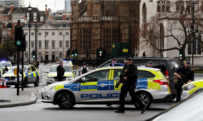 Four Arrested After Breaching Iranian Embassy In London
