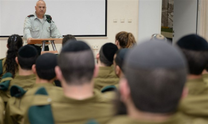 Haredi soldiers in the IDF
