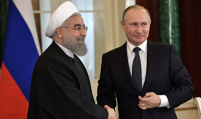 Russia And Iran Sign Bilateral Agreements Israel National News
