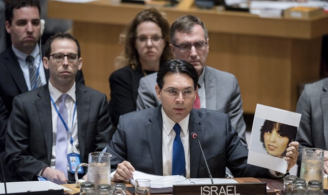 Ambassador Danon in the UN