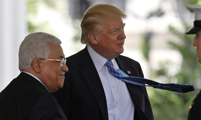 Trump and Abbas