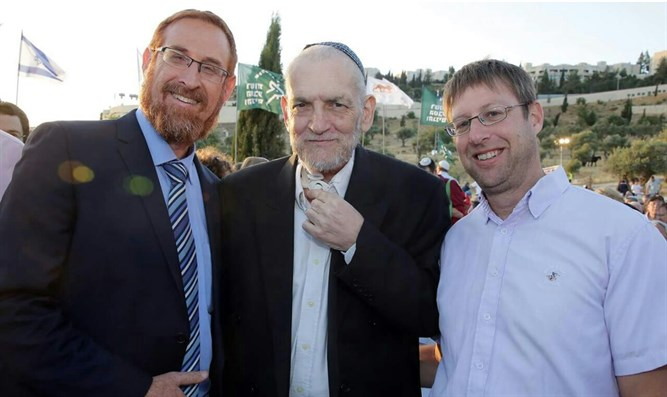 Rabbi Benny Elon, may his memory be a blessing