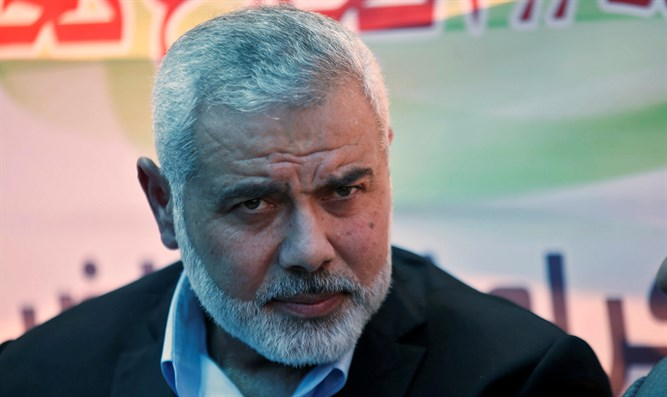U.S.  places Haniyeh on terrorist blacklist
