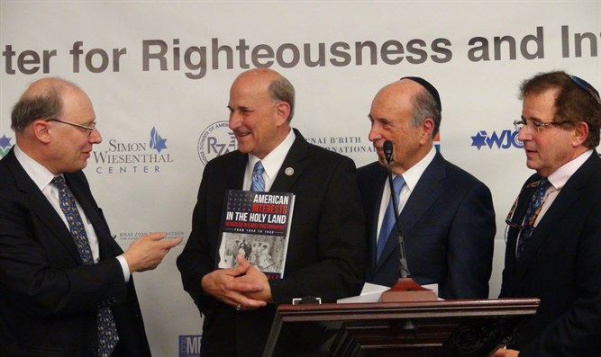 Louie Gohmert (second from left)
