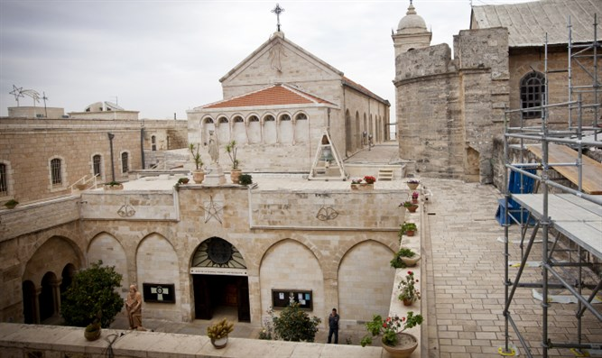 Bethlehem's Church of the Nativity