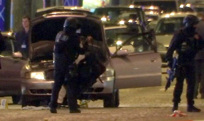 terror attack in Paris
