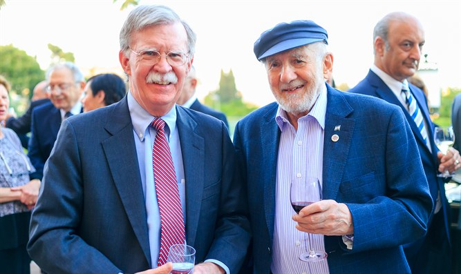 Walter Bingham and John Bolton