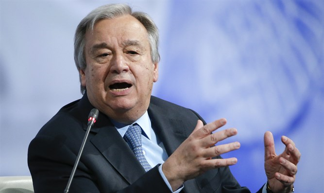 UN Chief stresses need to revitalize mediation initiatives for Nagorno-Karabakh