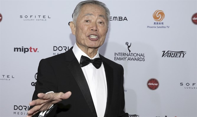 Star Trek actor George Takei