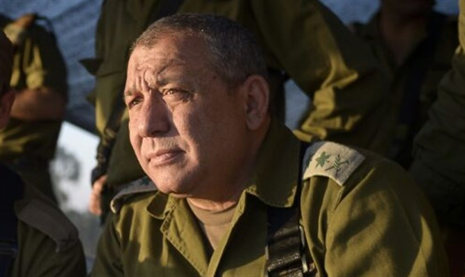 Chief of Staff Gadi Eizenkott
