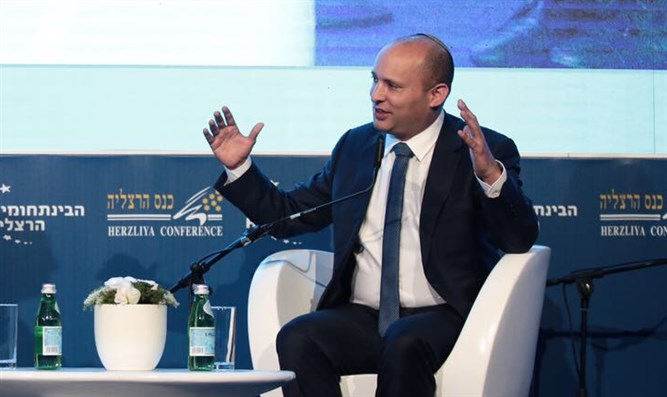 Bennett at Herzliya Conference
