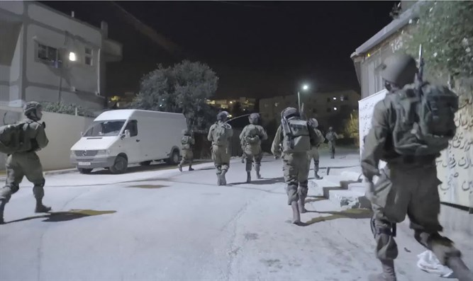 IDF secures area around Joseph's Tomb