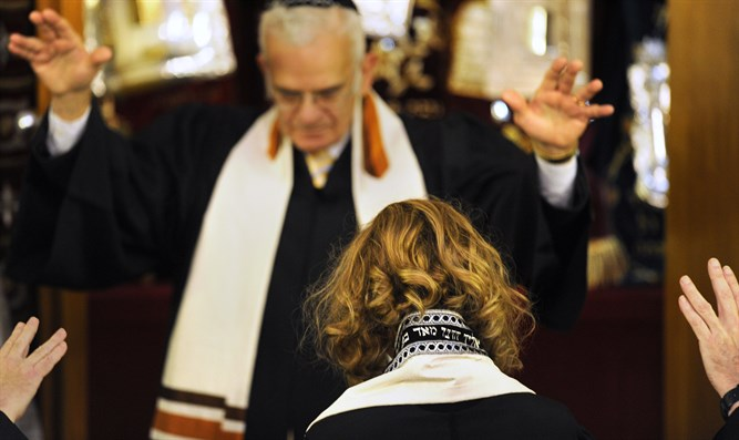 Female rabbi ordained in Germany, birthplace of Reform