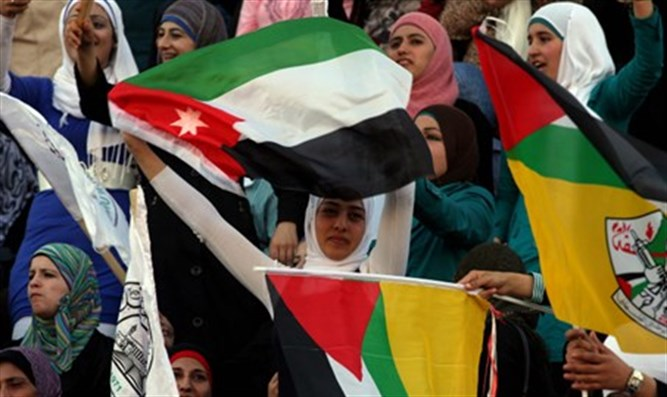 Jordanians Cancel Peace Agreement With Israel Israel National News