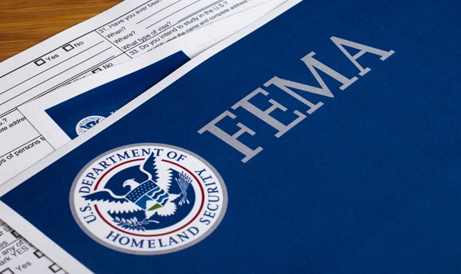 FEMA/Homeland Security (illustration)