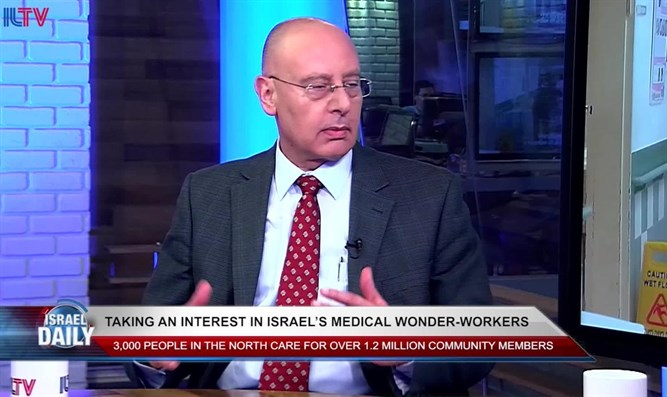 CEO of The Galilee Medical Center