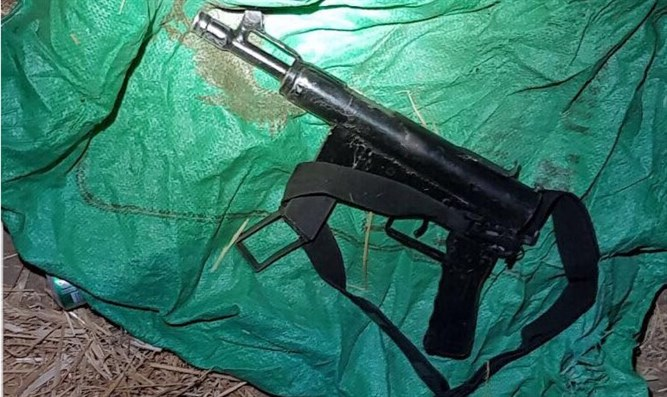 Weapon found in Beit Sahour