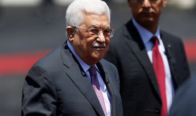 Palestinian leader says U.S. can not impose peace deal