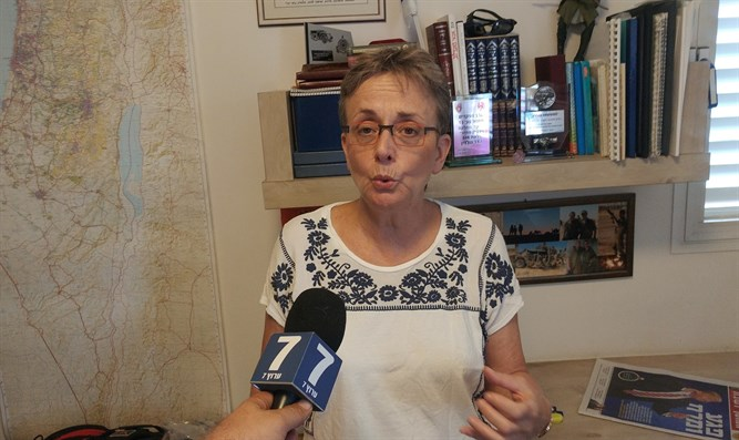 Leah Goldin speaks with Arutz Sheva