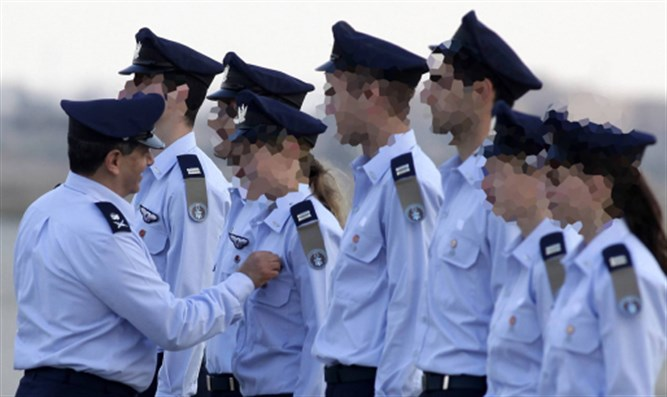Air force cadets get their wings