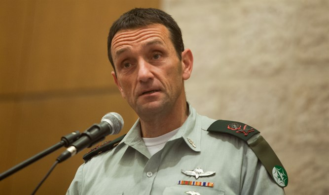 Major General Hertzi Halevi