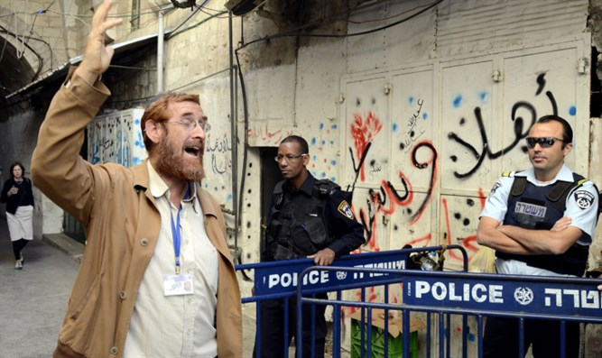 Yehuda Glick: 'According to the police, I went too slow'
