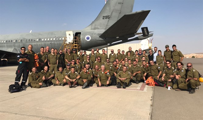 IDF delegation to Mexico
