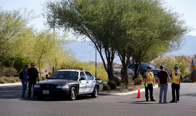 Police near home of Las Vegas shooter Stephen Paddock