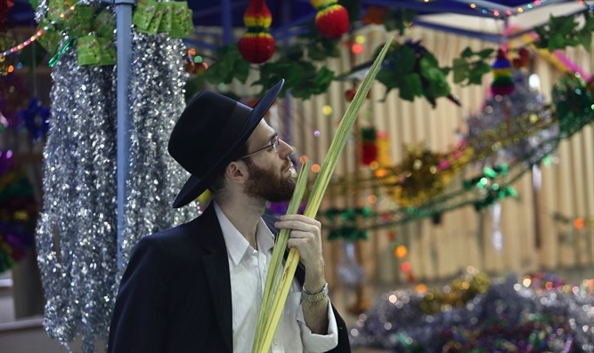 Prepping for Sukkot