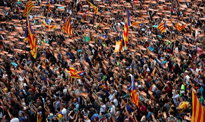 Israel refuses to support Spain against Catalan independence