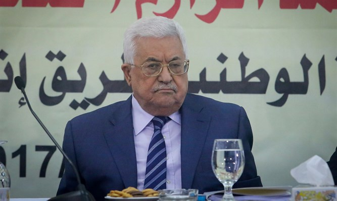 Abbas calls USA efforts 'slap of the century'