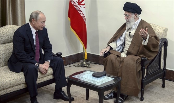 Khamenei and Putin