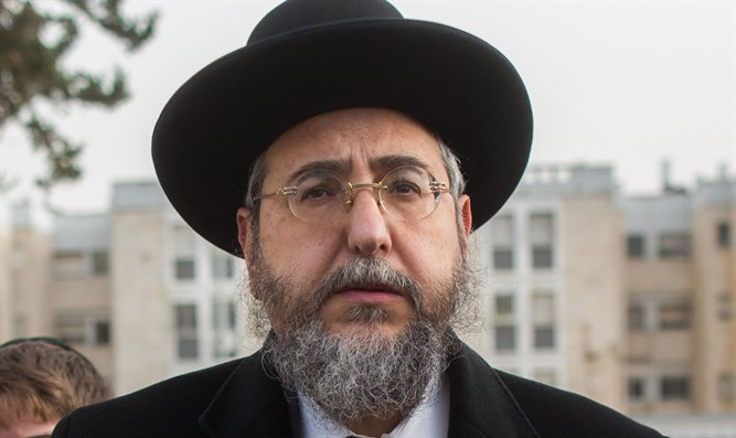 Rabbi Chaim Amsalem