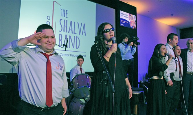 Shalva Band in London