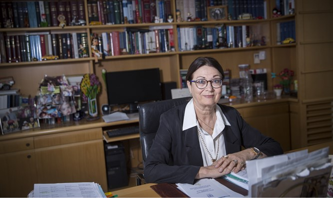 Justice Esther Hayut