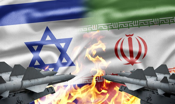 Iran Israel confrontation