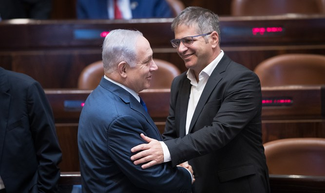 Kisch and Netanyahu