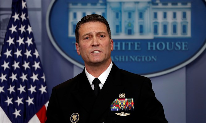 President's Doctor: Trump Asked For Cognitive Exam, Did 'Exceedingly Well'