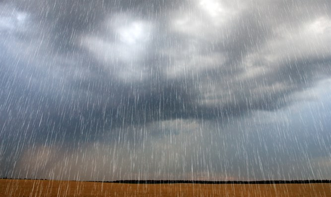 Prepare for a wintry weekend: Chance of flooding on Shabbat