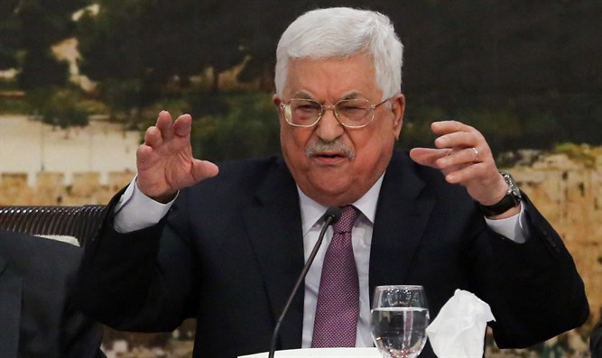 Pa Source Abbas Is Disrupting Gaza Peace Agreement Israel