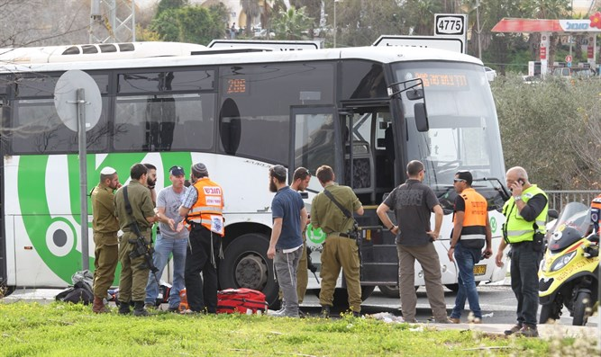 Officials Praise Elimination of Murderer of Rabbi Shevach, Hy