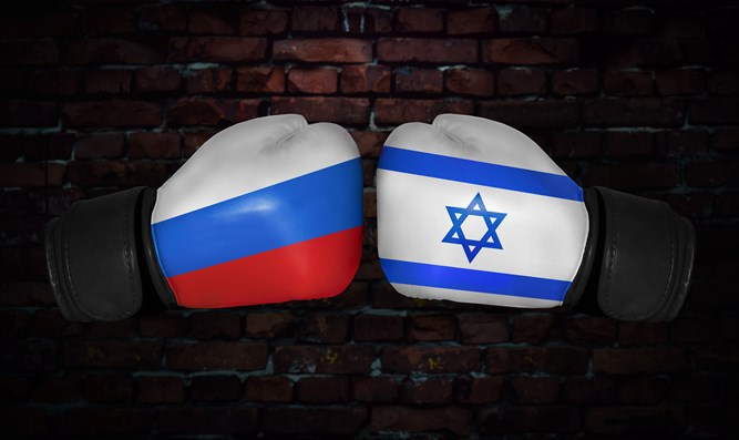 Russia & Israel: Gloves still on