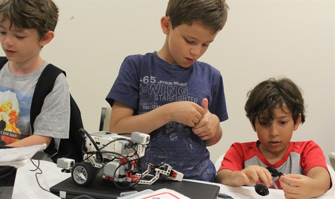 Summer camps offer kids an immersion in Israel's tech prowess