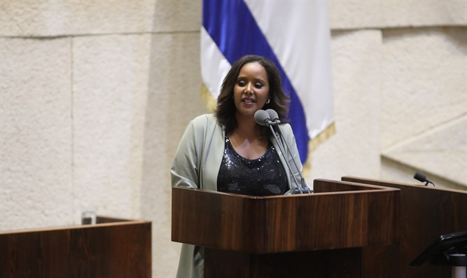 Penina Tamanu-Shata returns to the Knesset