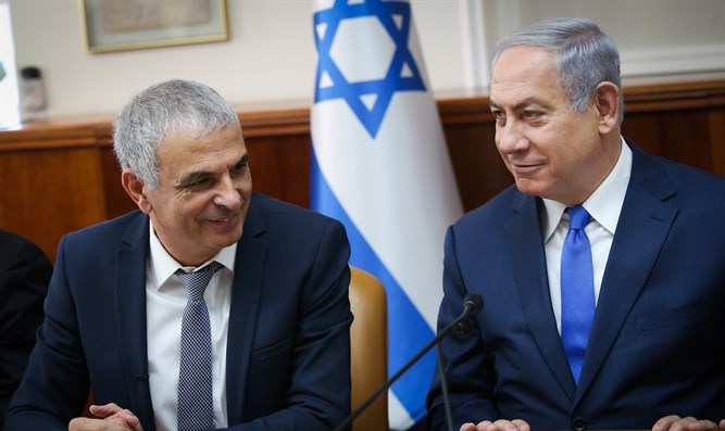 Kahlon and Netanyahu