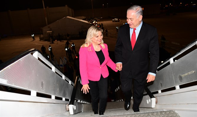 Israeli police name Tata in case against Netanyahu