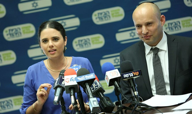 Bennett and Shaked