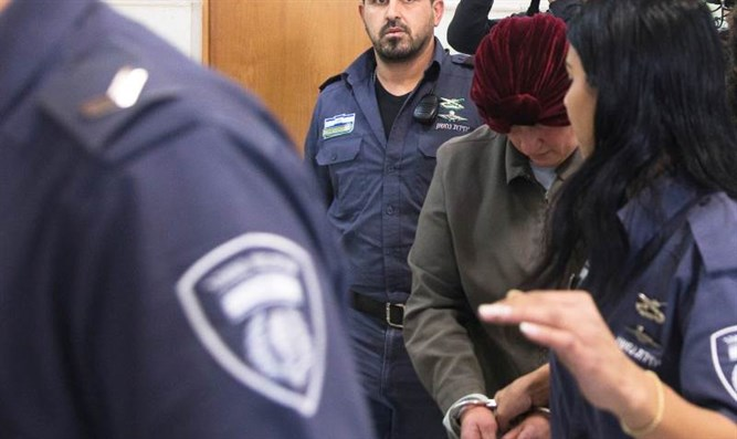 Malka Leifer in court